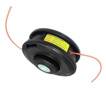 Bump Feed Trimmer Head, Sarp VS253, VS253S, VS253W Strimmer Part with Line Included